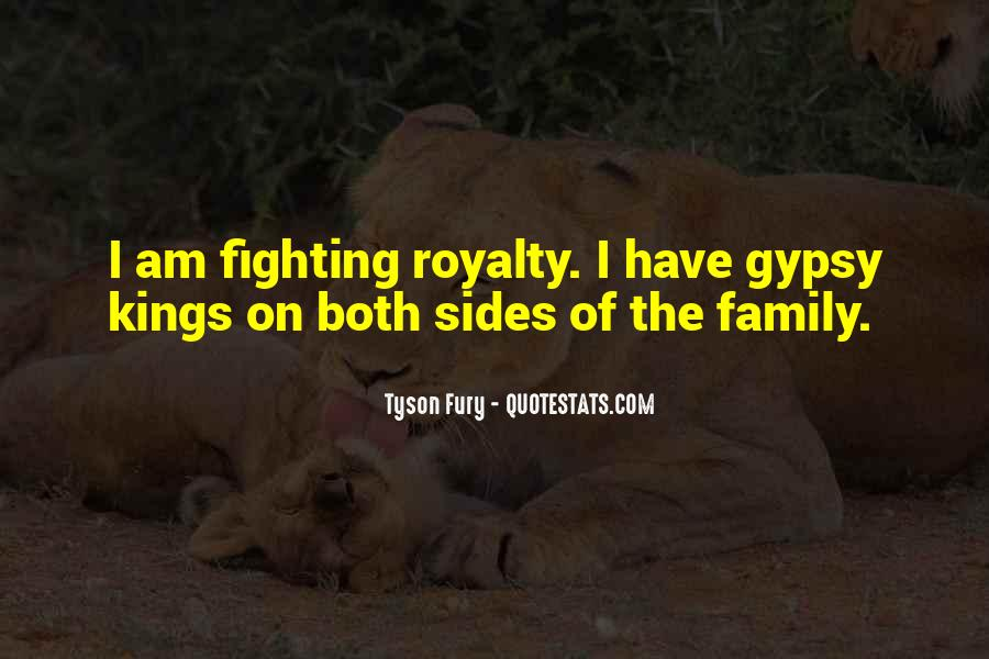 Gypsy Kings Quotes #1387738