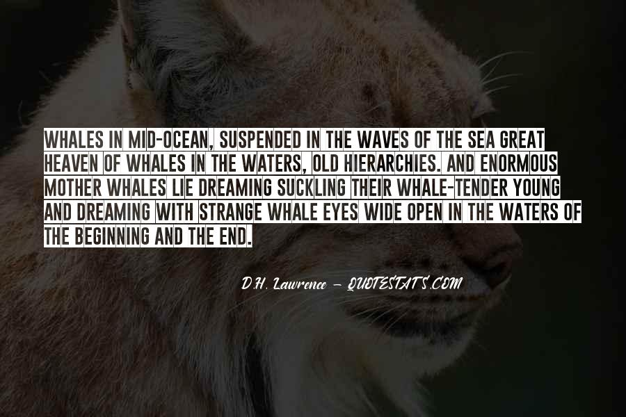 H D Lawrence Quotes #126224