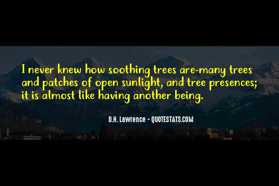 H D Lawrence Quotes #145931