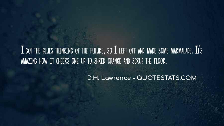 H D Lawrence Quotes #150664