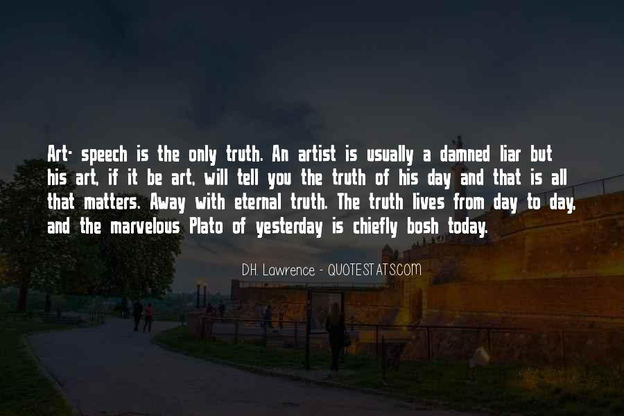 H D Lawrence Quotes #181150