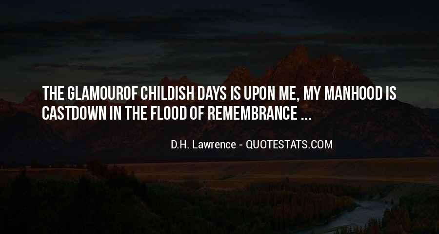 H D Lawrence Quotes #50040