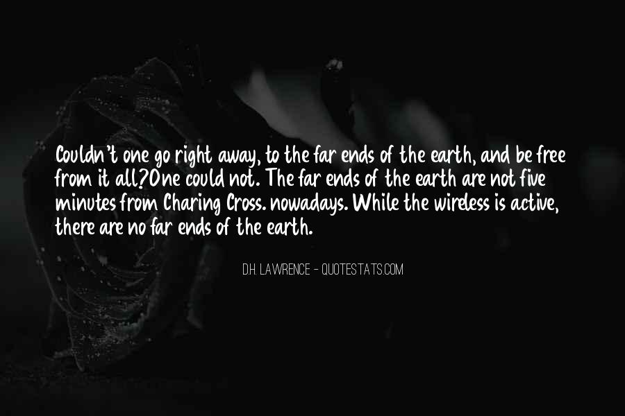 H D Lawrence Quotes #50082