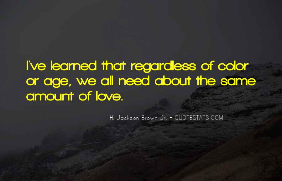 H Jackson Brown Love Quotes #1016513