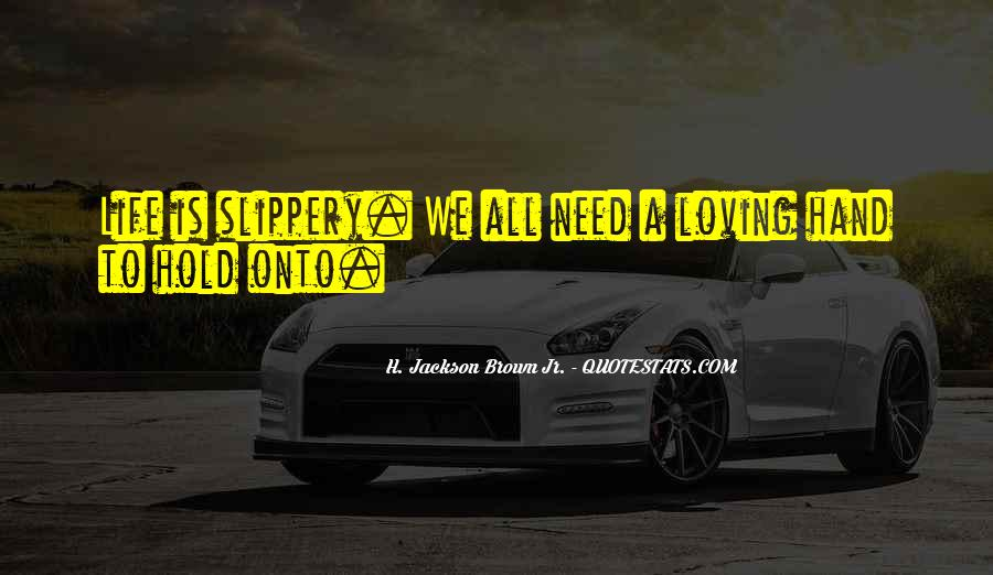 H Jackson Brown Love Quotes #1245657
