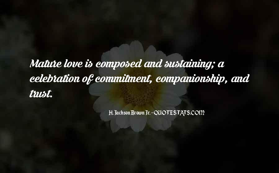 H Jackson Brown Love Quotes #568932