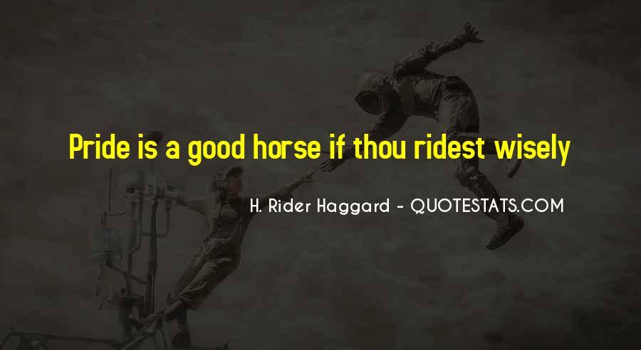 H Rider Haggard She Quotes #311447