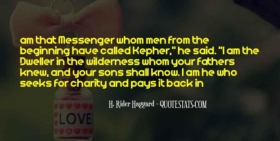 H Rider Haggard She Quotes #340675