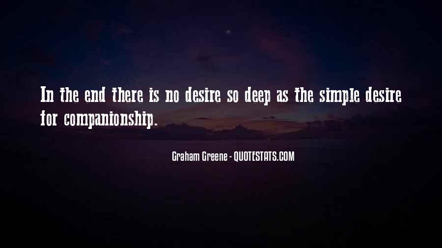 Quotes About The Deep End #115055