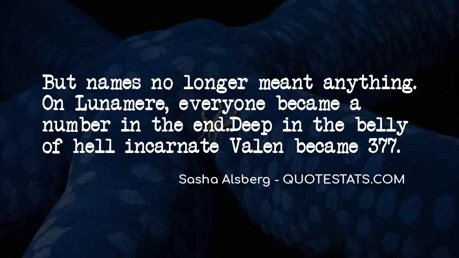 Quotes About The Deep End #22917