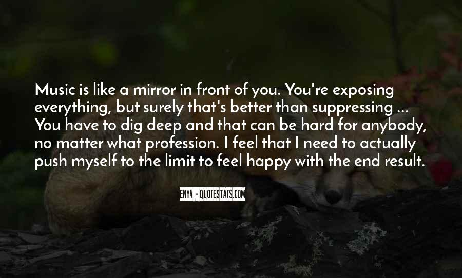 Quotes About The Deep End #33375