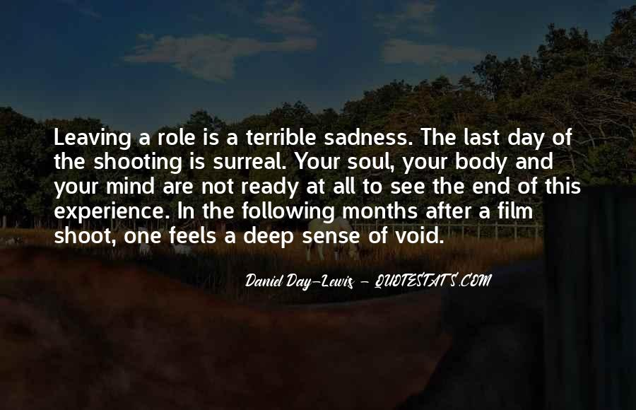 Quotes About The Deep End #347603