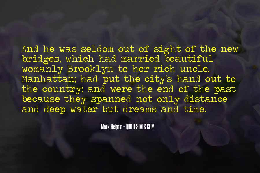 Quotes About The Deep End #604590