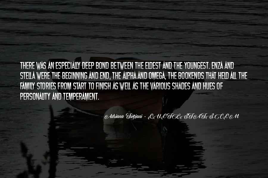 Quotes About The Deep End #686107