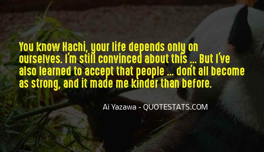 Hachi Quotes #1417038