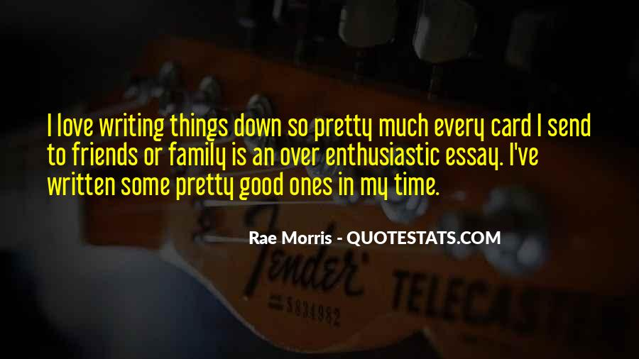 Had A Good Time With My Friends Quotes #177557