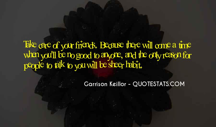Had A Good Time With My Friends Quotes #257485
