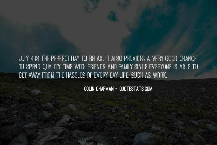 Had A Good Time With My Friends Quotes #591742