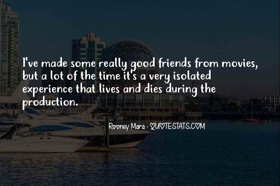 Had A Good Time With My Friends Quotes #632740
