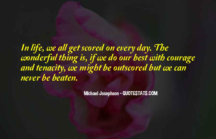 Had Wonderful Day Quotes #213327