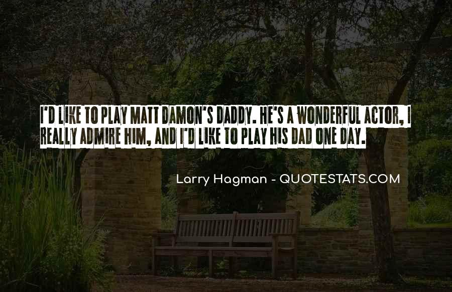 Had Wonderful Day Quotes #399676