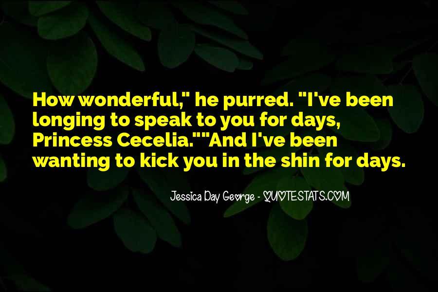 Had Wonderful Day Quotes #438071