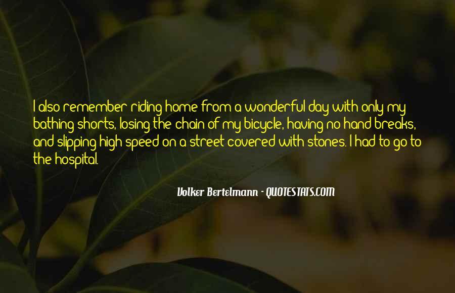 Had Wonderful Day Quotes #611069