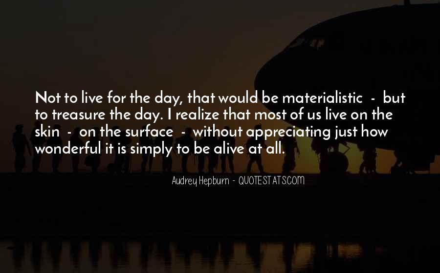Had Wonderful Day Quotes #81204
