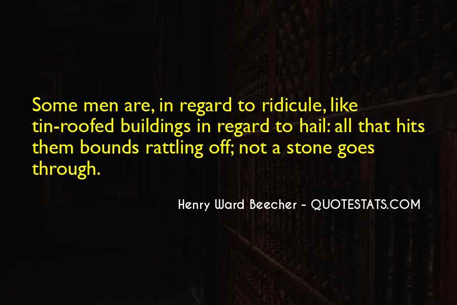Hail Stone Quotes #677740
