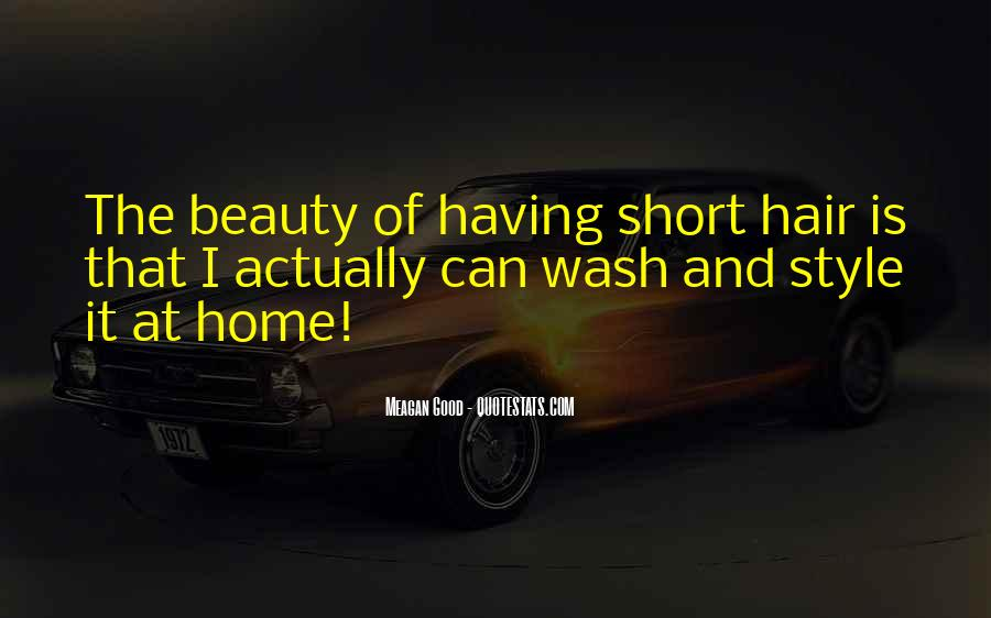Hair Wash Quotes #1637612