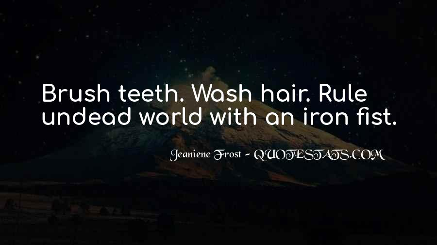 Hair Wash Quotes #1640735