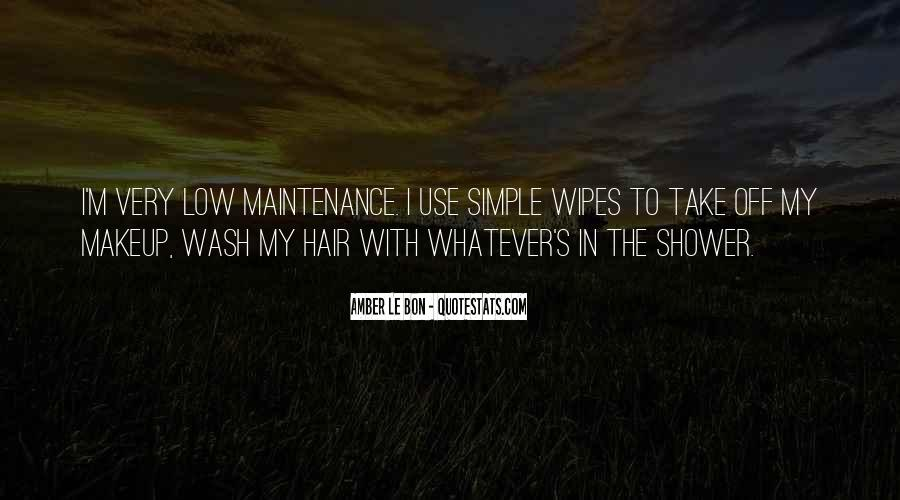Hair Wash Quotes #764571