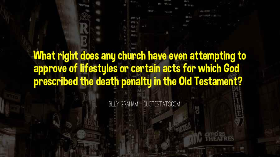 Quotes About The Death Penalty Con #178586
