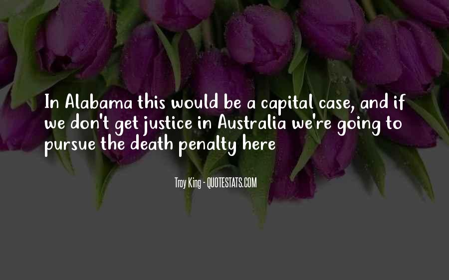 Quotes About The Death Penalty Con #184609
