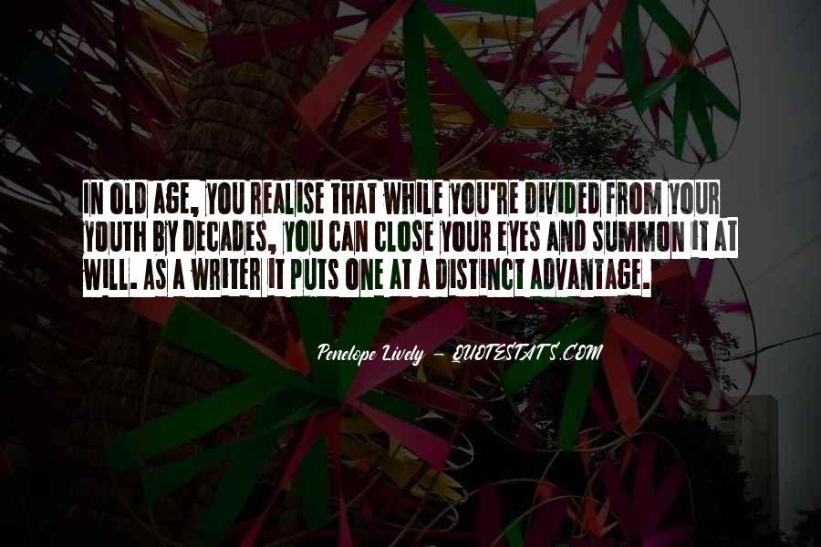 Half A Life Vs Naipaul Quotes #1294706