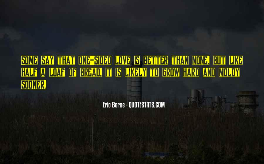 Half Sided Quotes #1400887