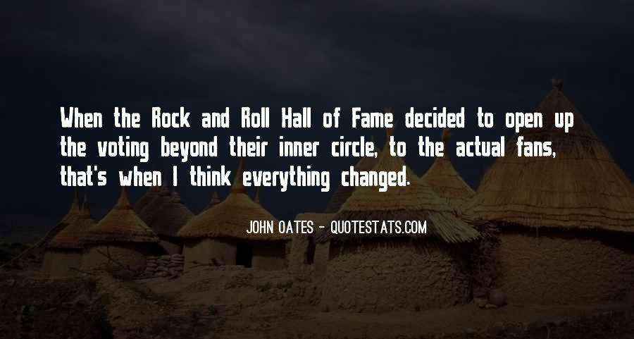 Hall & Oates Quotes #1737851