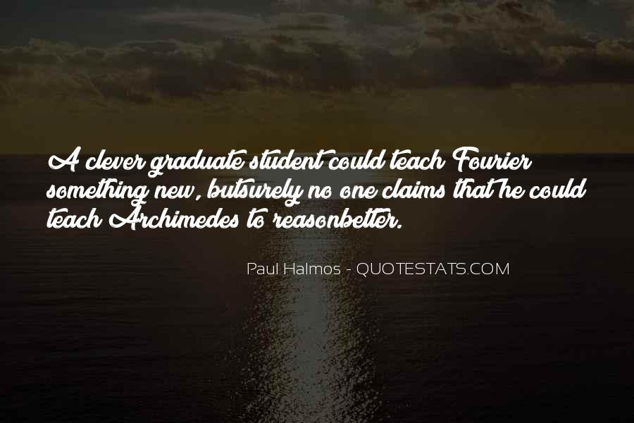 Halmos Quotes #1292864