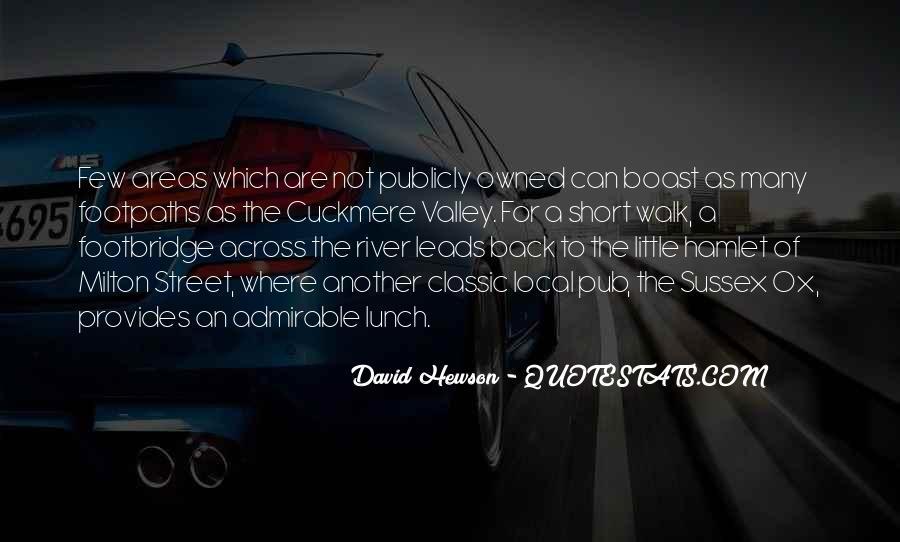 Hamlet Admirable Quotes #155682