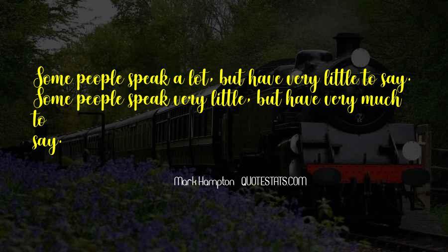 Hampton Quotes #121969
