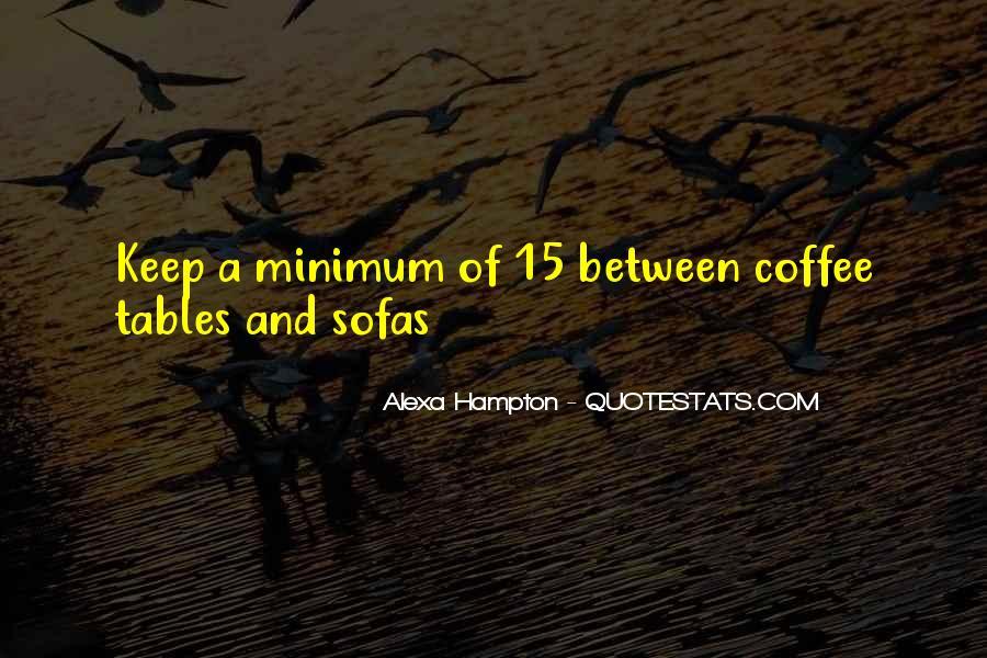 Hampton Quotes #133891