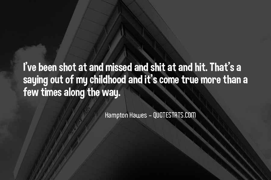 Hampton Quotes #240284