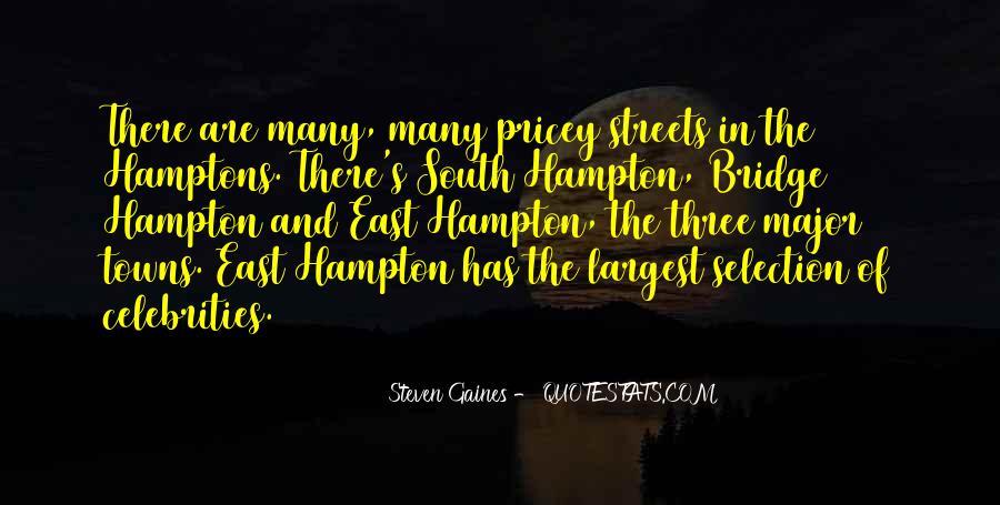 Hampton Quotes #250755