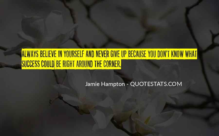 Hampton Quotes #272747