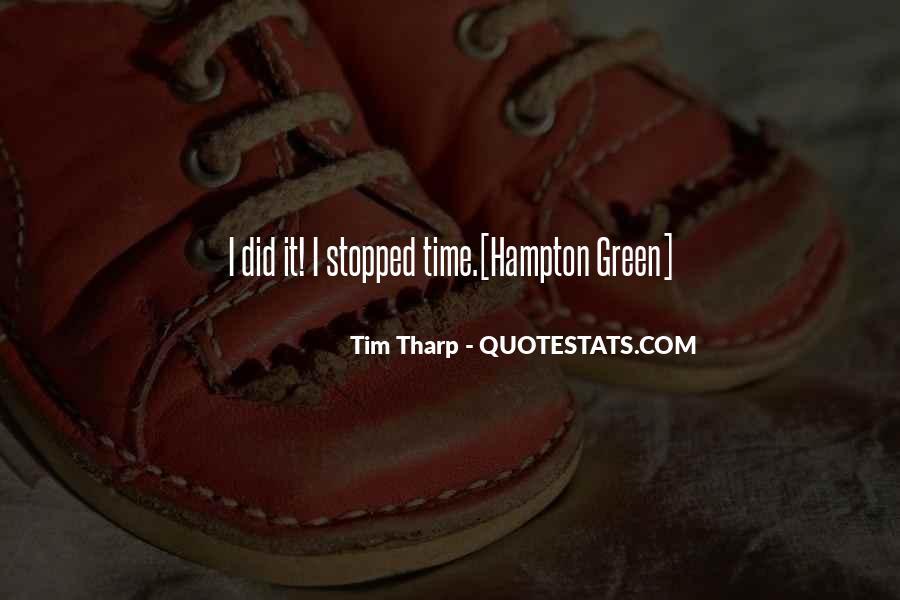 Hampton Quotes #297232