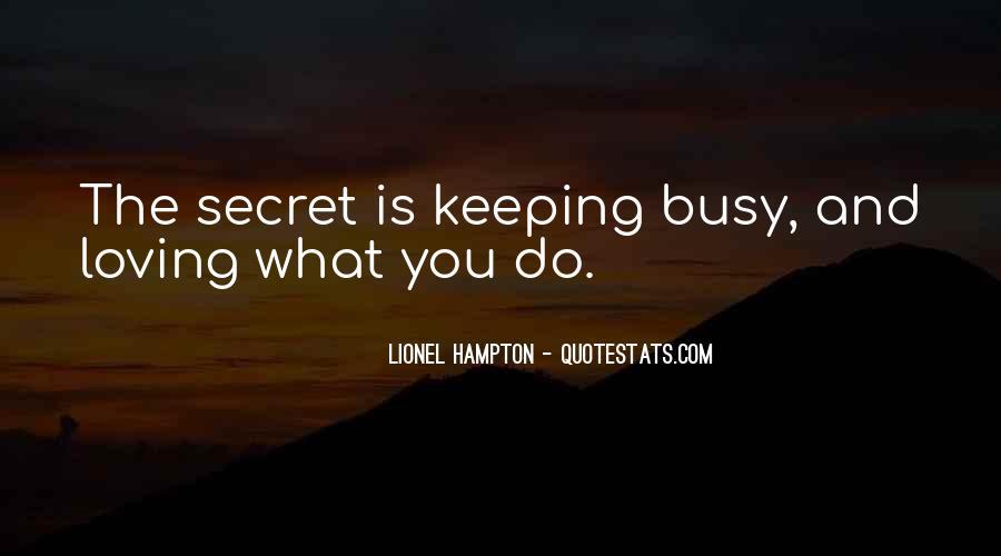 Hampton Quotes #411684