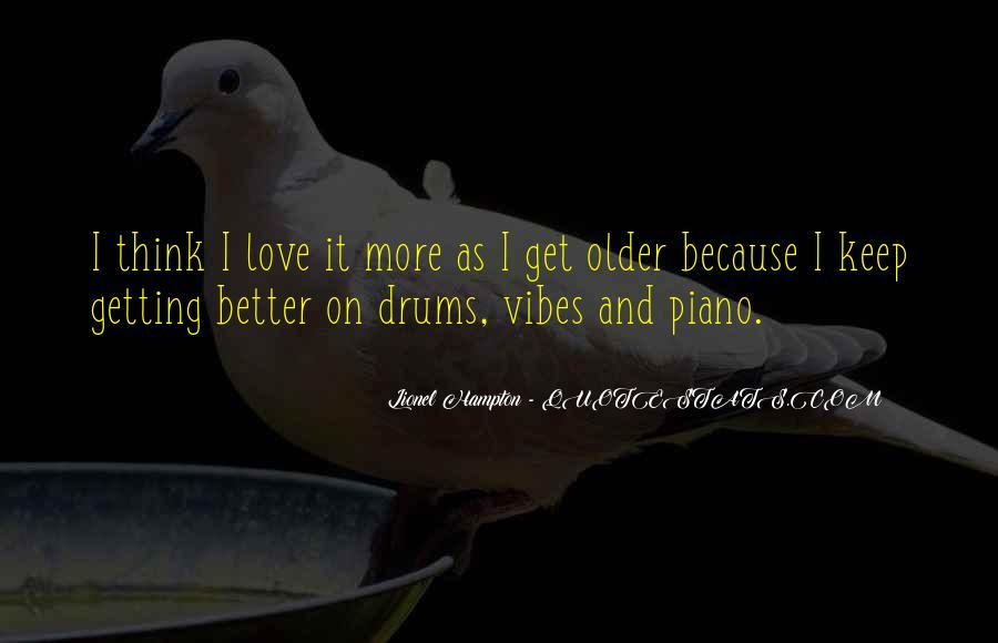 Hampton Quotes #457429