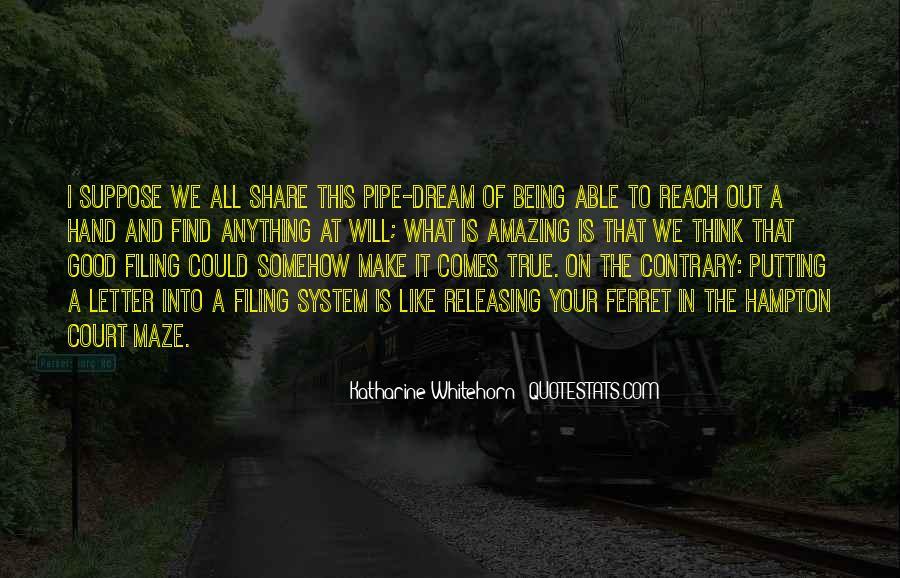 Hampton Quotes #505751