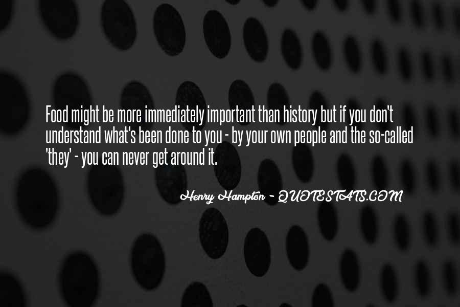 Hampton Quotes #731840