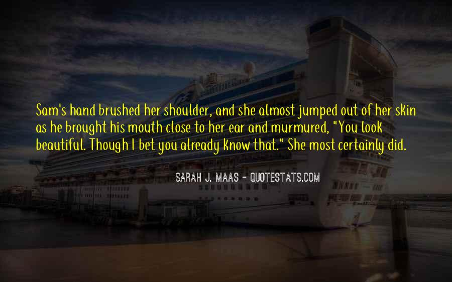 Hand To Mouth Quotes #1109196